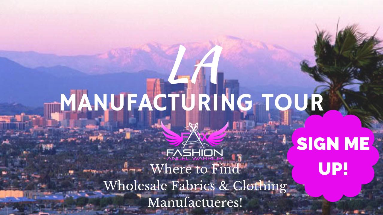 LA Manufacturing Tour