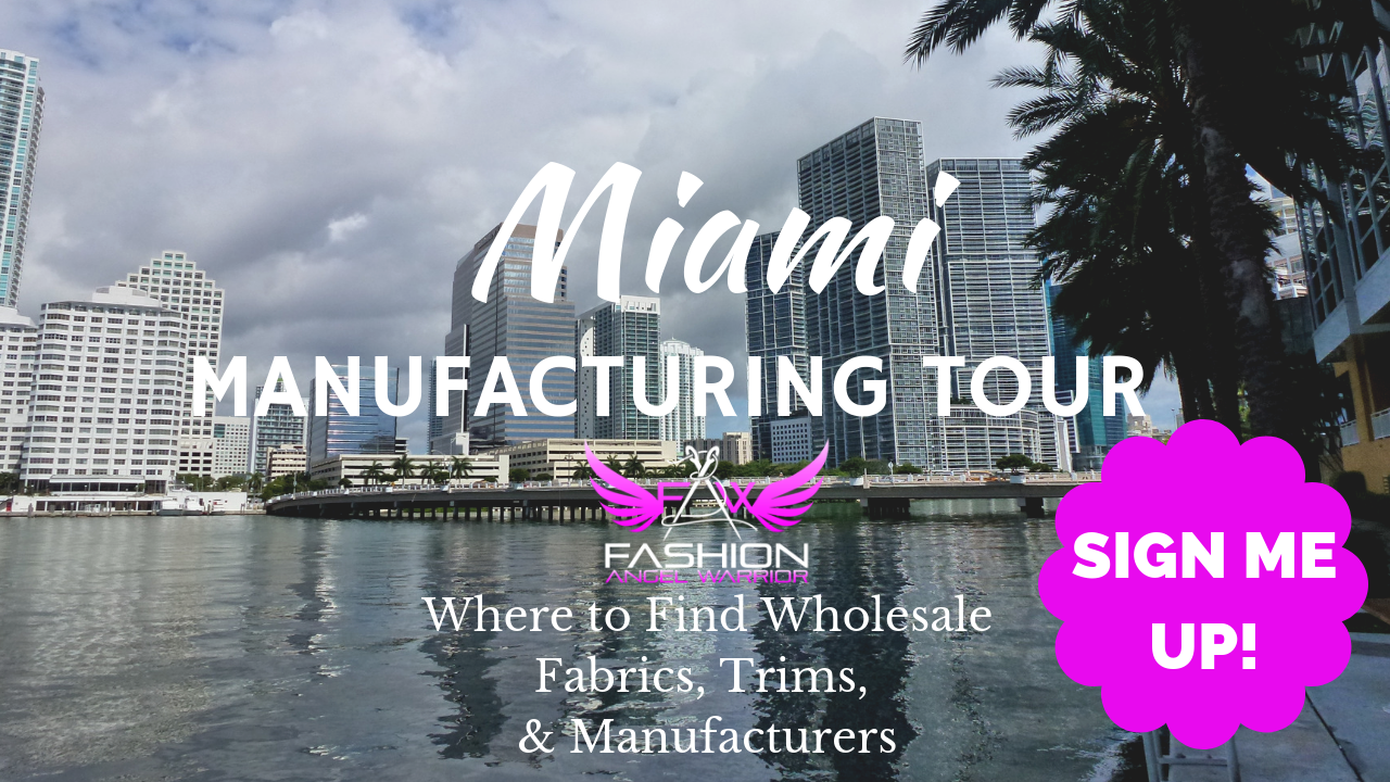 Miami Manufacturing Tour