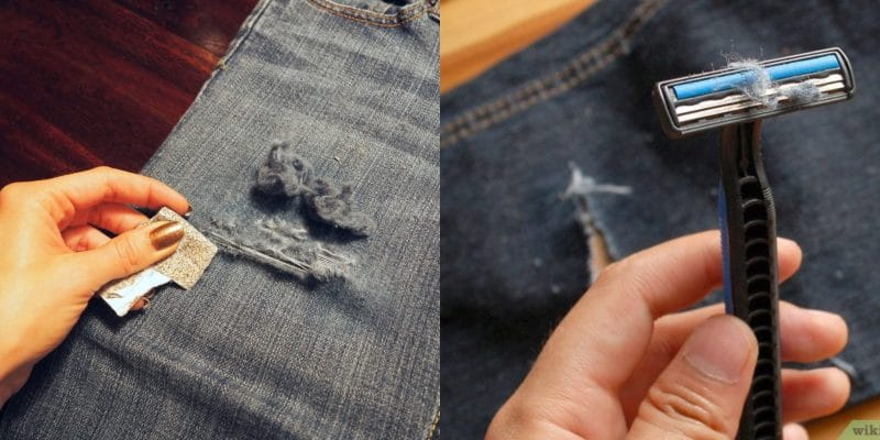Ways To Distress Your Own Denim